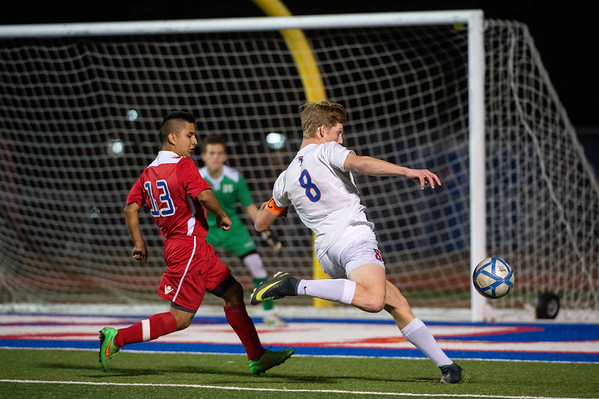 2017-01-30 TCA-Addison - Parish Varsity Boys Soccer