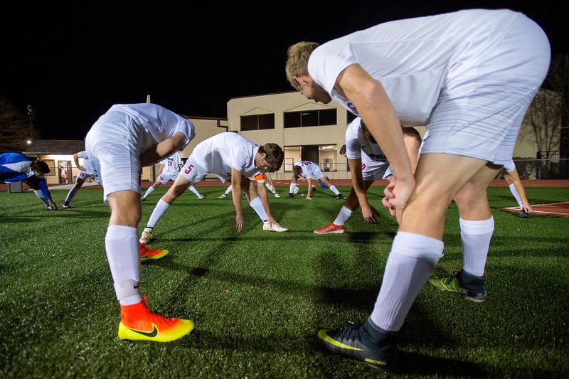 TCA-Addison Parish Varsity Boys Soccer