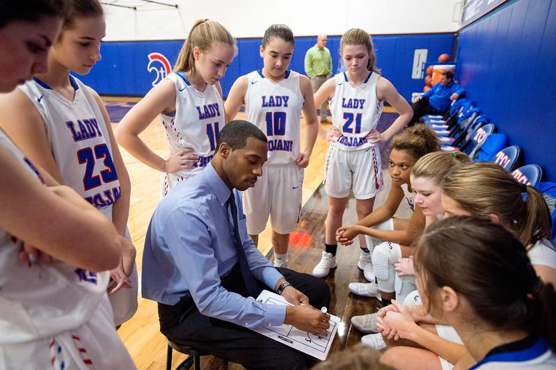 TCA-Addison LCS Varsity Girls Basketball