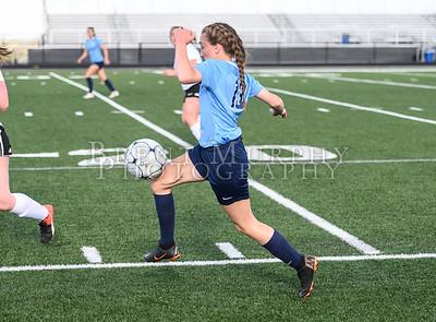 Berthoud vs. Riverdale Ridge girls soccer
