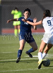 Riverdale Ridge vs. Frederick girls soccer