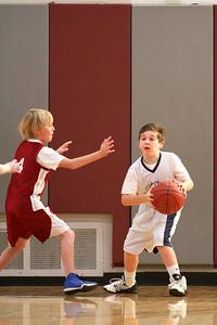 3rd Grade Boys • St  John vs St  Vincent 1-5-2013   13