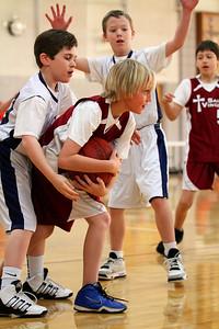 3rd Grade Boys • St  John vs St  Vincent 1-5-2013   12
