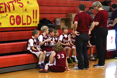 4th Grade Boys • St. Vincent Gold vs Cathedral - Championship Game
