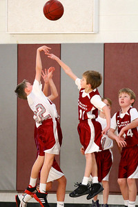4th Grade Boys • St. Vincent Gold vs St. Vincent Red 2-2-2013