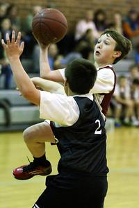5th Grade Boys • St. Vincent vs Rose Park 3-7-2013