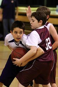 6th Grade Boys • St. Vincent vs St. Olaf 3-6-2013