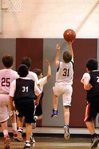 6th Grade Boys • St  Vincent's vs Lourdes Magna   5