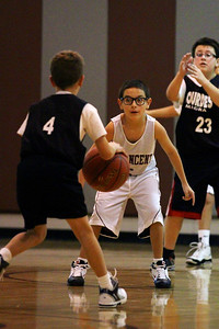6th Grade Boys • St  Vincent's vs Lourdes Magna   19