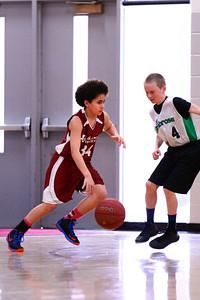 7th Grade Boys • St. Vincent vs St. Ambrose 2-23-2013