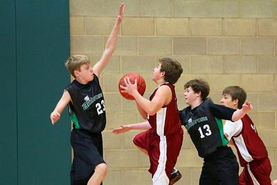 7th Grade Boys • St  Vincent's vs St  Ambrose 12-8-12   26