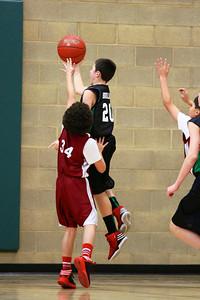 7th Grade Boys • St  Vincent's vs St  Ambrose 12-8-12   32