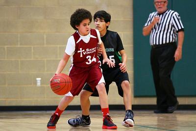 7th Grade Boys • St  Vincent's vs St  Ambrose 12-8-12   25