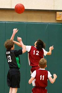 7th Grade Boys • St  Vincent's vs St  Ambrose 12-8-12   2