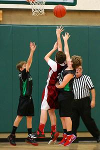 7th Grade Boys • St  Vincent's vs St  Ambrose 12-8-12   22