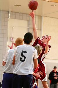 8th Grade Boys • Lourdes Salt Lake vs St  Vincent 1-5-2013   29
