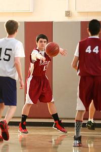 8th Grade Boys • Lourdes Salt Lake vs St  Vincent 1-5-2013   36