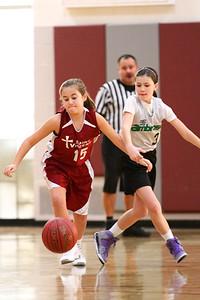5th Grade Girls • St  Ambrose vs St  Vincent 1-5-2013   33