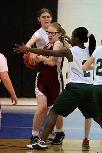 6th Grade Girls • St. Vincent vs St. Thomas More 3-6-2013