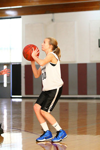 8th Grade Girls • Lourdes Salt Lake vs St  Vincent 1-5-2013    29