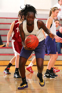 8th Grade Girls • Lourdes Salt Lake vs St  Vincent 1-5-2013    33