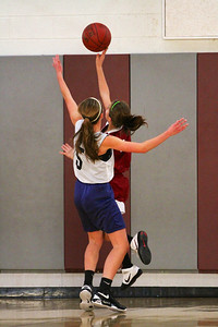 8th Grade Girls • Lourdes Salt Lake vs St  Vincent 1-5-2013    20