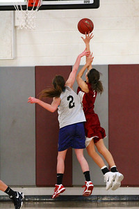 8th Grade Girls • Lourdes Salt Lake vs St  Vincent 1-5-2013    8