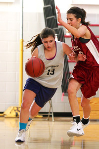 8th Grade Girls • Lourdes Salt Lake vs St  Vincent 1-5-2013    32