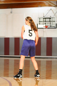 8th Grade Girls • Lourdes Salt Lake vs St  Vincent 1-5-2013    31