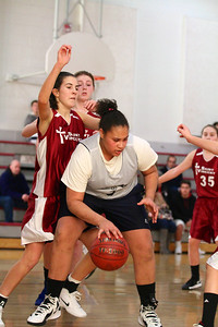8th Grade Girls • Lourdes Salt Lake vs St  Vincent 1-5-2013    27