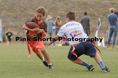 NFL Youth Flag Football at CSUSM
