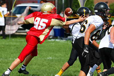 Judge Football Bantam vs Cottonwood • 9-24-2013