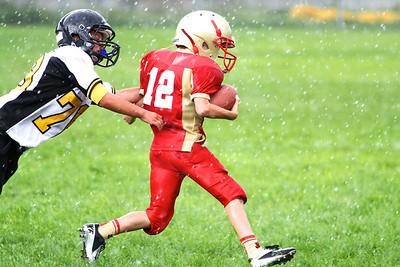 Judge Football PeeWee vs Cottonwood • 9-24-2013