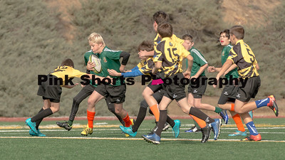 January 16, 2016 - Poway Youth Rugby Tournament