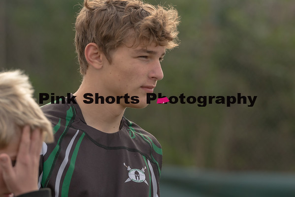 January 23, 2016 - Poway Spartans Youth Rugby v OMBAC Wallabies at Lil Q