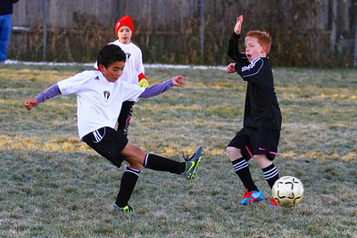 Hornets Soccer 10-27-2012
