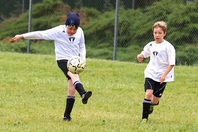 Impact  Soccer COED U10 -  Mecham vs Fedor 5-18-2013
