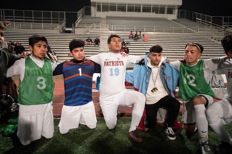 TJ Soccer Hillcrest Game