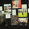 Women of the ELCA @ ELCA Youth Gathering | Detroit, Michigan, July 15-19 2015 | A photo display in the Adult Leaders Cafe about human trafficking and the stories of women involved in the Michigan Abolitionist Project.