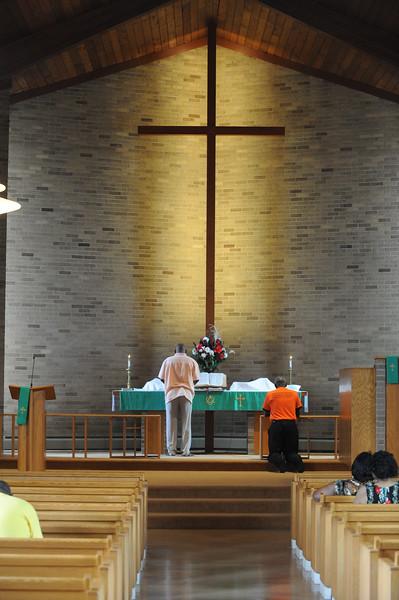 Gracious Saviour Lutheran Church, Detroit, Mich.  