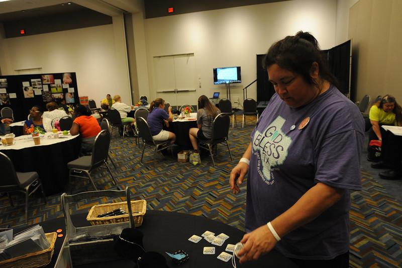 Women of the ELCA @ ELCA Youth Gathering   Detroit, Michigan, July 15-19 2015  