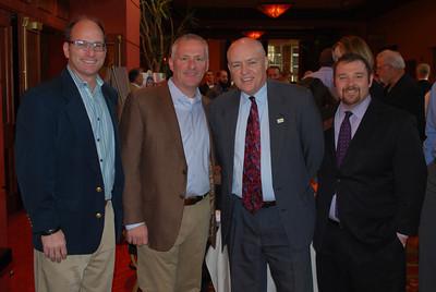 John Mack, Scott Walker, Dr  Michael Poore, Jacob Hutson1
