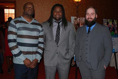 Tyron Lucket Sr , Michael Wright, Donavon Golden1