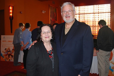 Eileen and John Donaldson 1
