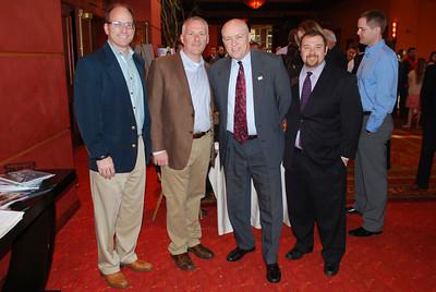John Mack, Scott Walker, Dr  Michael Poore, Jacob Hutson2