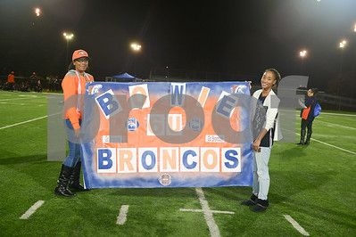 Bowie Broncos Homecoming Pep Rally-13