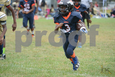 Broncos vs Rams 12U_2nd game-12