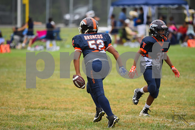 Broncos vs Rams 12U_2nd game-7