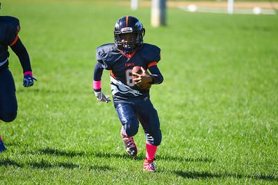 (10U) Broncos vs MPG Panthers -24