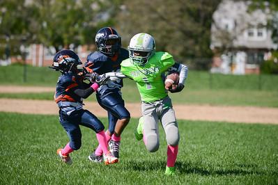 (10U) Broncos vs MPG Panthers -23